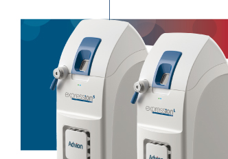 mass spectrometer Advion expression CMS