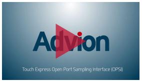 Video_TouchExpress_Advion_Interchim_0420